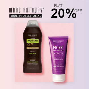Marc Anthony march sale promotion