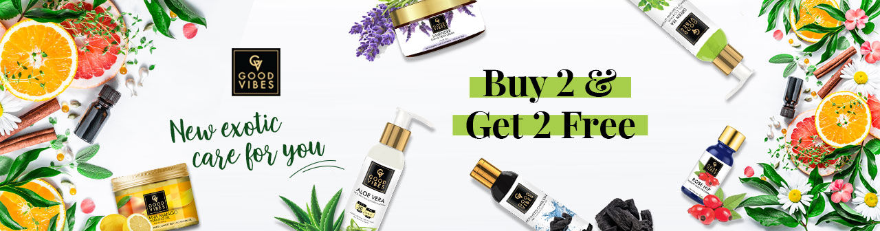 Buy Good Vibes Online - Natural Skincare Products