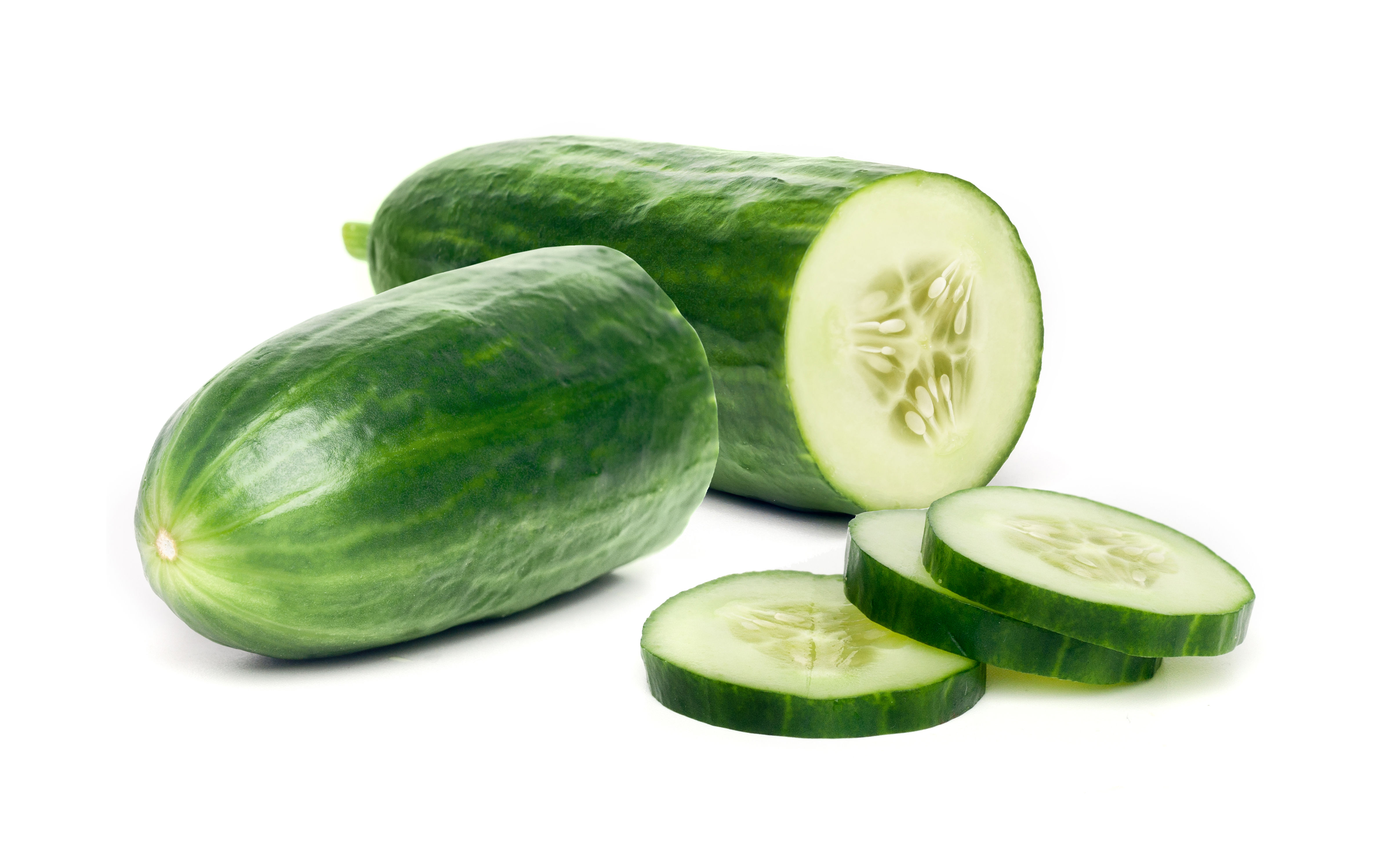 Cucumber for suntan