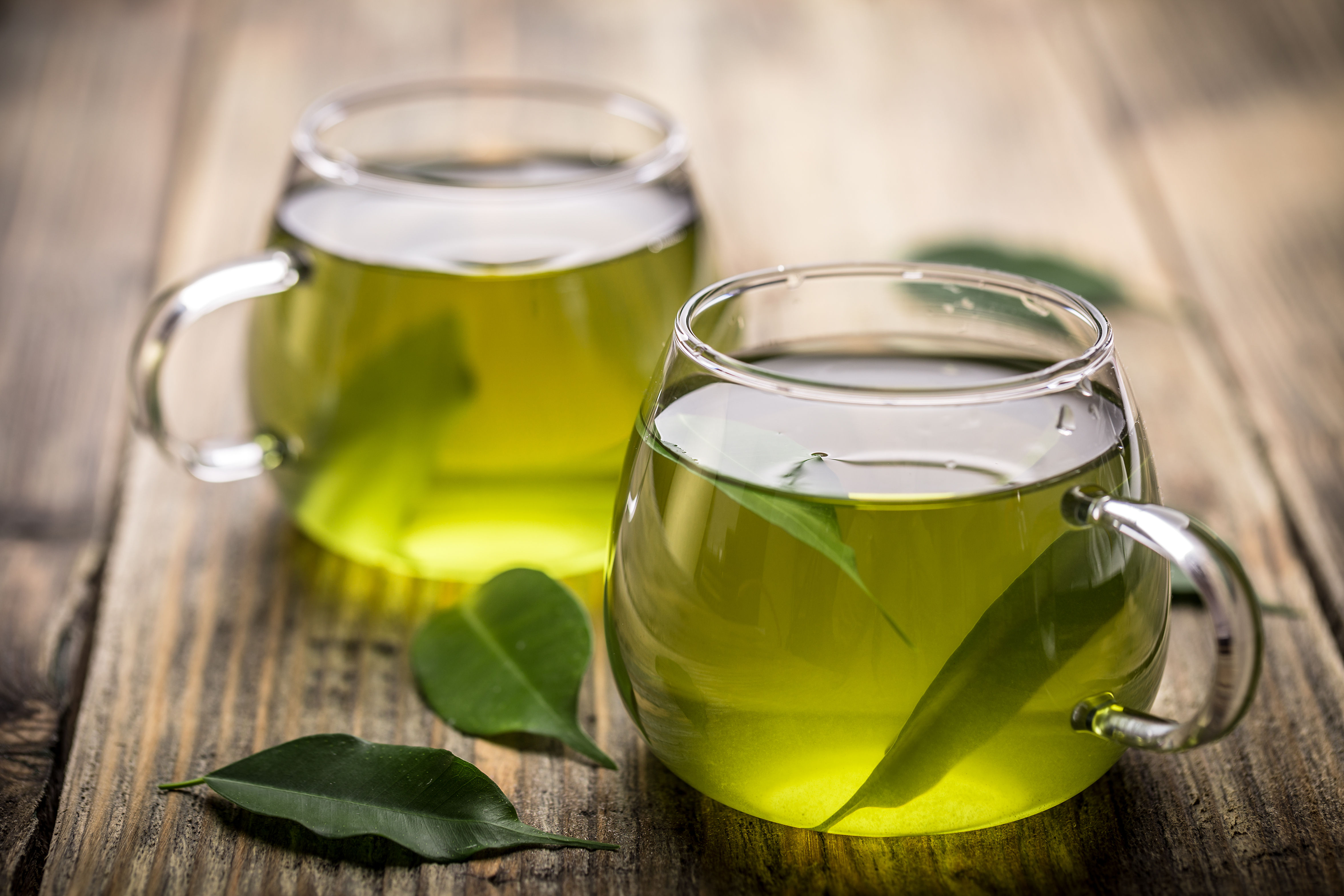 Green tea for hyperpigmentation