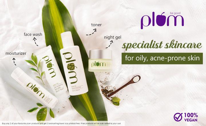 Plum - Buy Plum Cosmetics / Kajal / Lipstick @ Best Price on Purplle.com