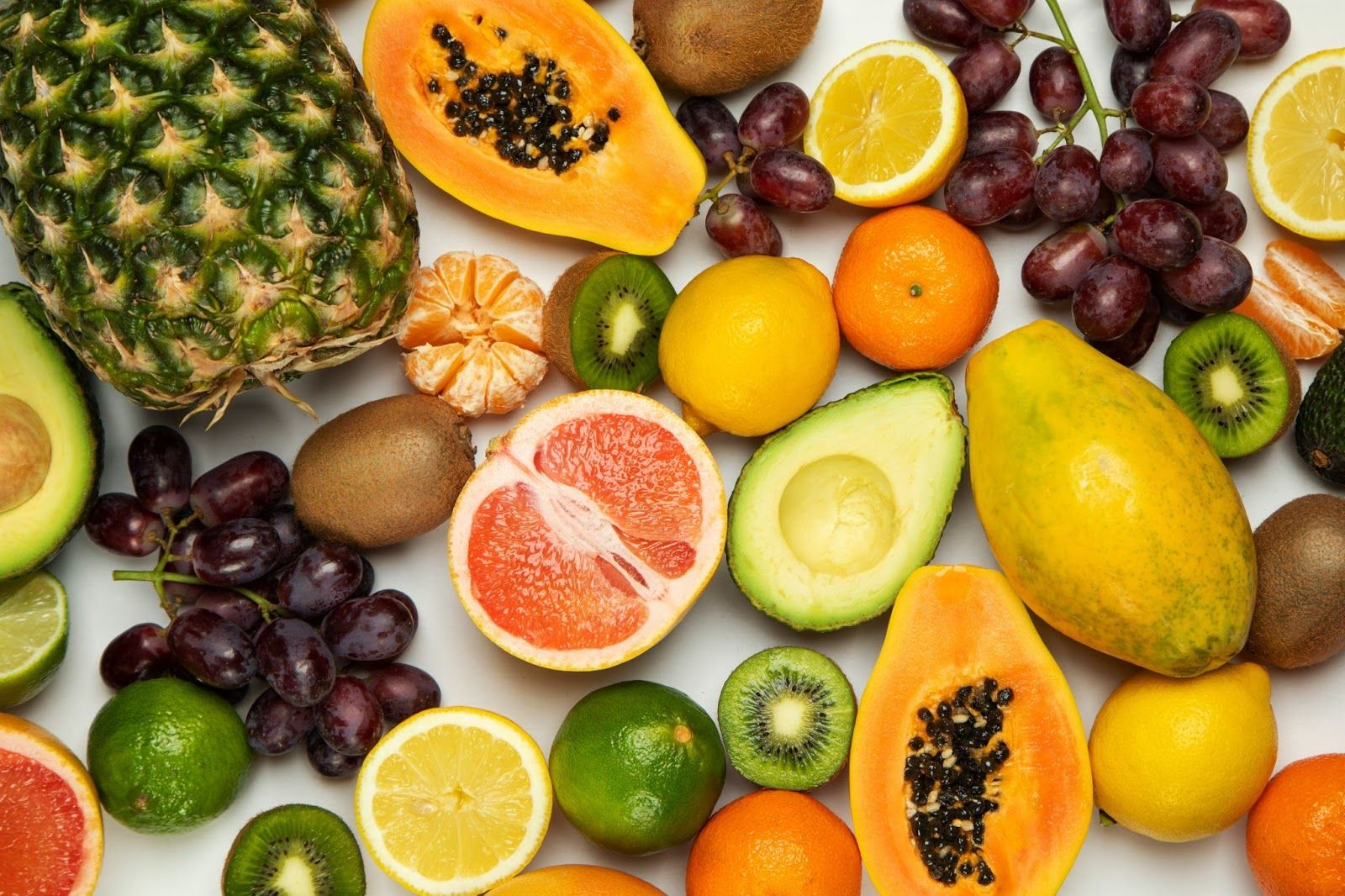 Fruits to prevent sun damage