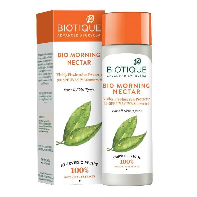 Biotique Morning Nectar Sun Protector Sunscreen