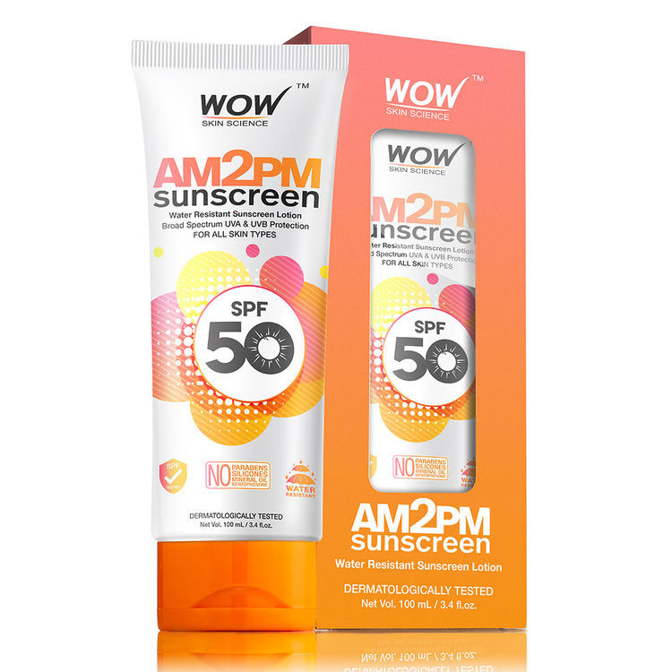 Wow Skin Science AM2PM Sunscreen