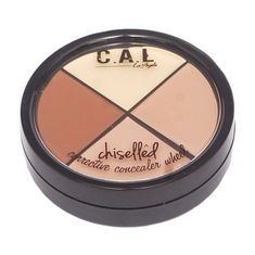 Buy C.A.L Los Angeles Contour Chiselled Corrective Kit - Set No.3-Purplle