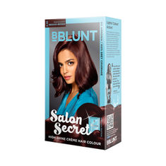 Bblunt salon secret high shine creme hair colour mahogany for B blunt salon secret hair colour shades