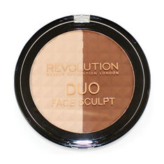 Buy Makeup Revolution Duo Face Sculpt (15 g)-Purplle