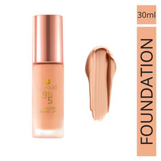 Buy Lakme 9 to 5 Flawless Makeup Foundation Pearl (30 ml)-Purplle