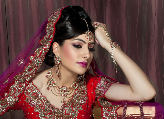 Bridal Makeup Series