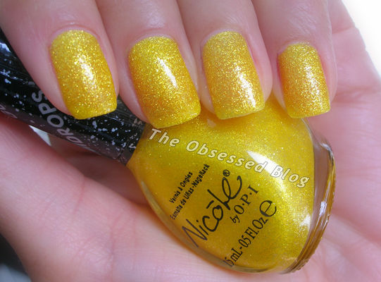 Nail Art With  Sunny Side Up