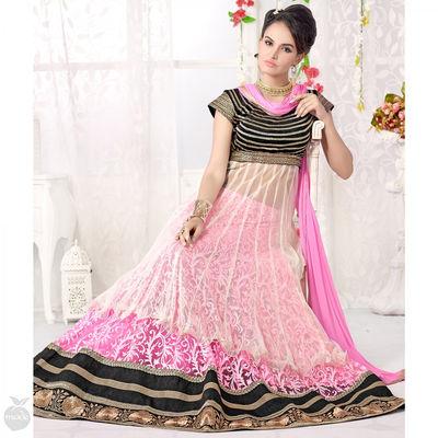 Pink Dress Makeup Series