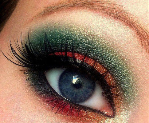 Eye-Catching Eyeshadows
