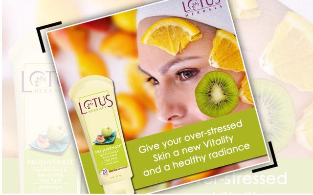 Lotus Herbals Skincare