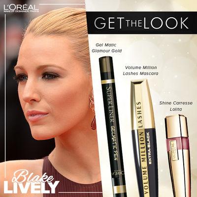 L'Oreal Paris Makeup Series