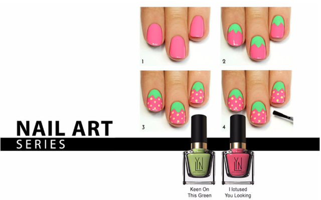 LYN Nail Art Series 38