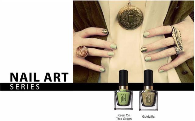 LYN Nail Art Series 34