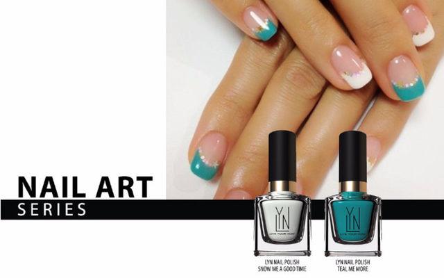 LYN Nail Art Series 12