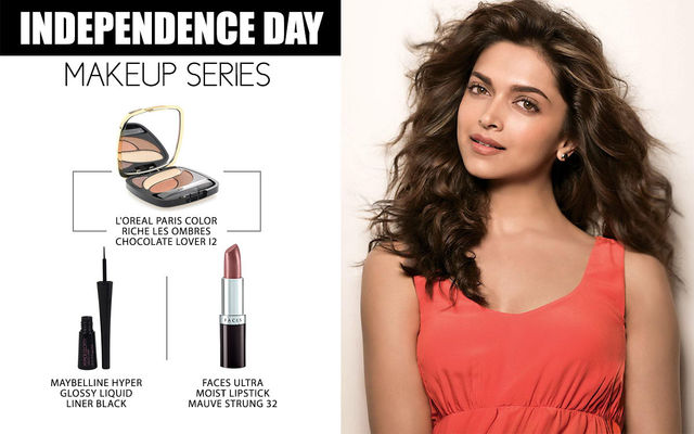 Independence Day Makeup Series