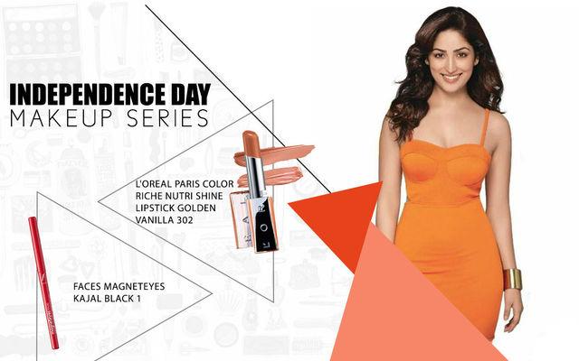 Independence Day Makeup Series