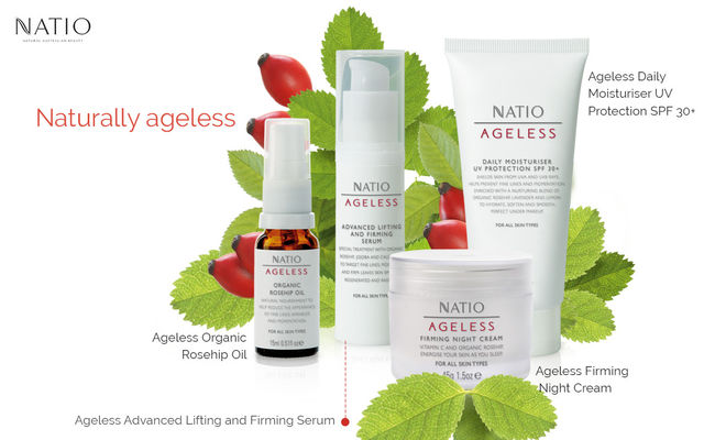 Naturally Ageless
