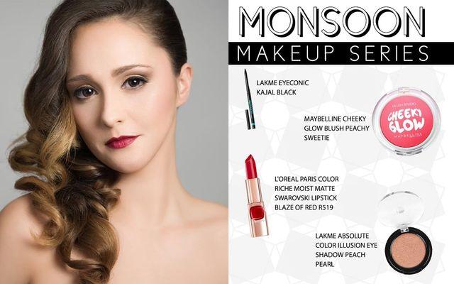 Monsoon Makeup Series