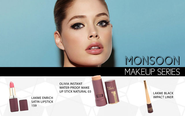 Monsoon Makeup Series