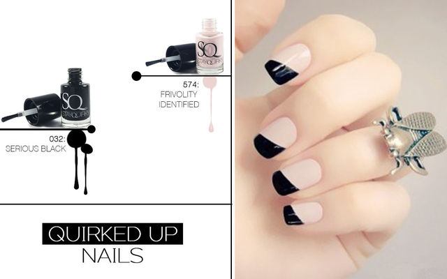 Quirked Up Nails