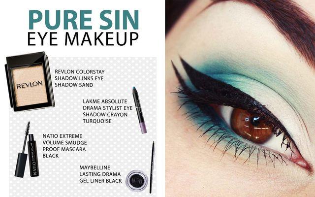 Pure Sin Eye Makeup