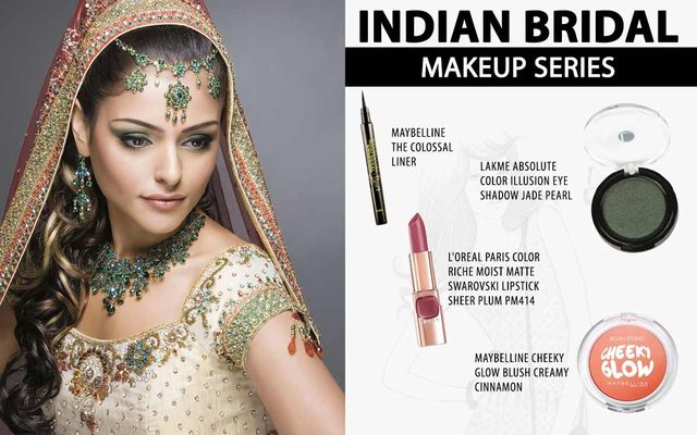 Indian Bridal Makeup Series