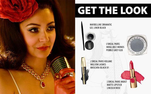 Anushka Sharmain Bombay Velvet