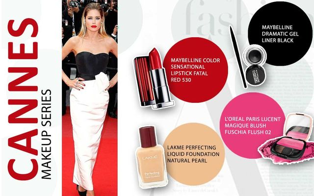 Cannes Makeup Series