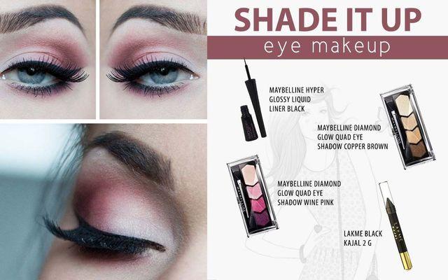 Shade It Up Eye Makeup