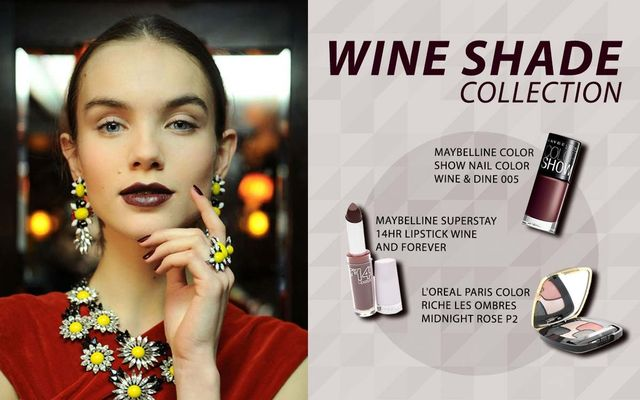 Wine Shade Collection