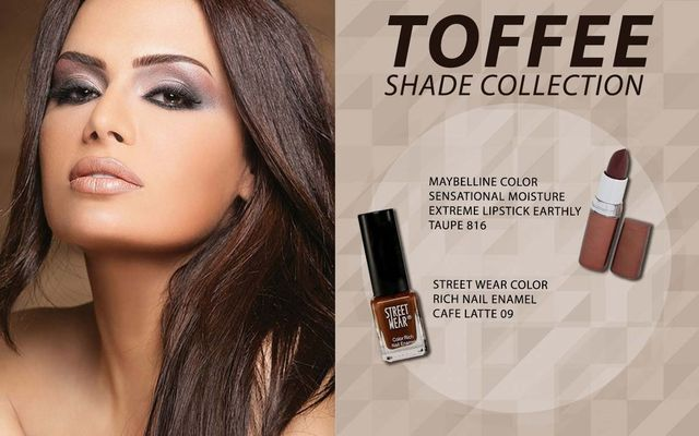 Toffee Shade Collection