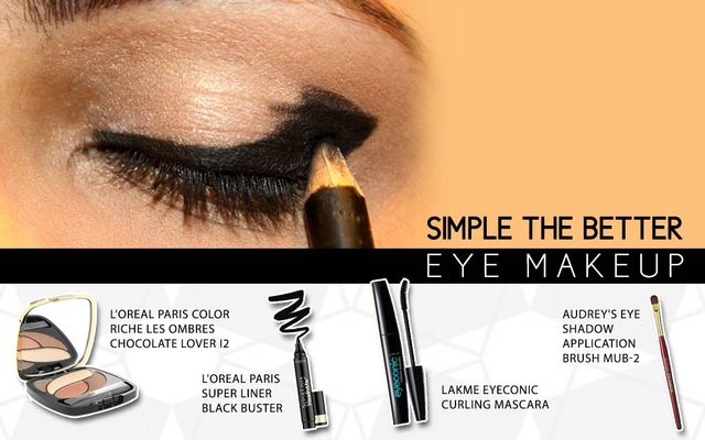 Simple The Better Eye Makeup