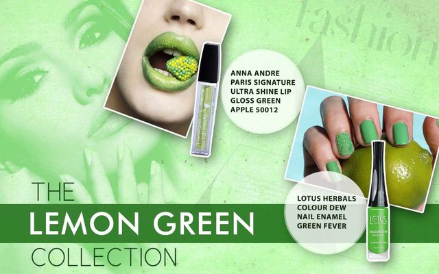 The Lemon Green Collection