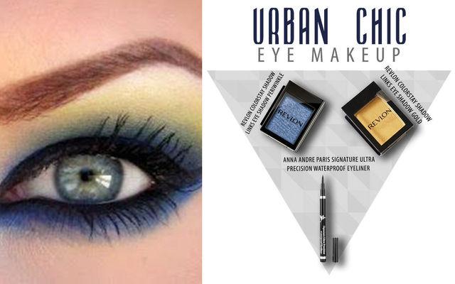 Urban Chic Eye Make Up