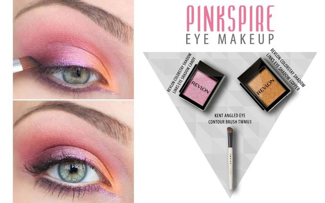 Pinkspire Eye Make Up