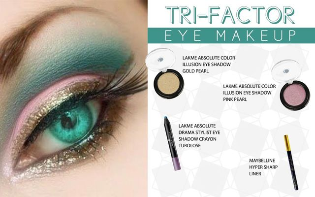 Tri-factor Eye Make Up