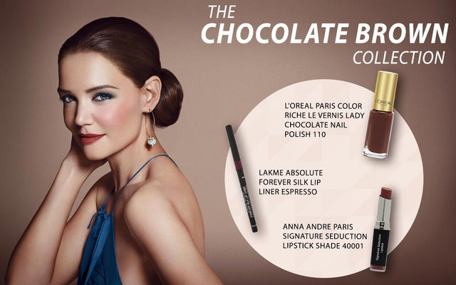 The Chocolate Brown Collection