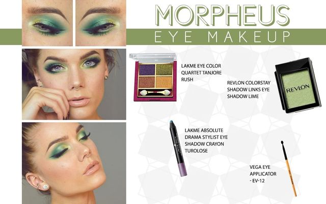 Morpheus Eye Make Up