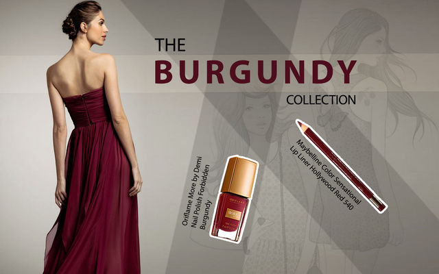 The Burgundy Collection