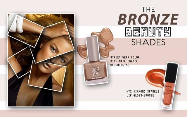 The Bronze Beauty Shades