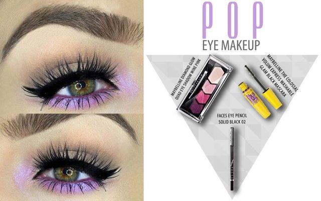 Pop Eye Make Up