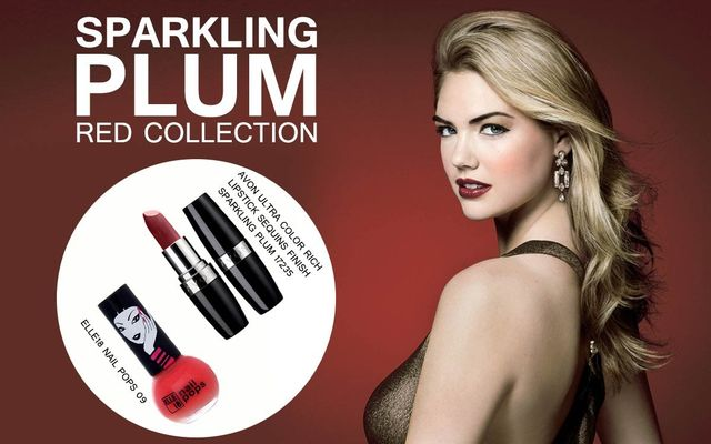 Sparkling Plum Red Collection