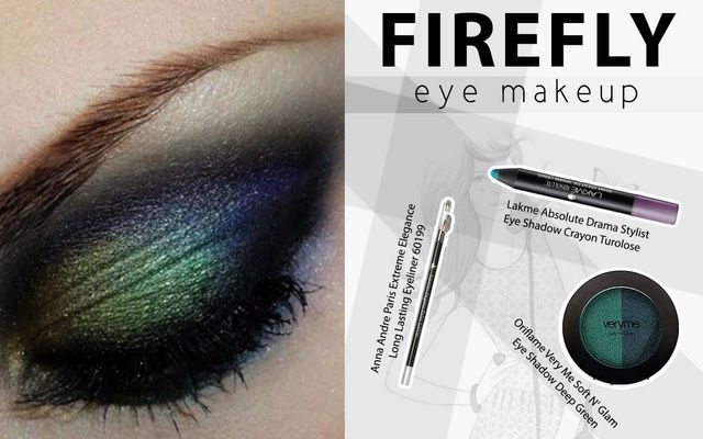 Firefly Eye Make Up
