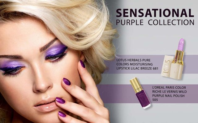 Sensational Purple Collection
