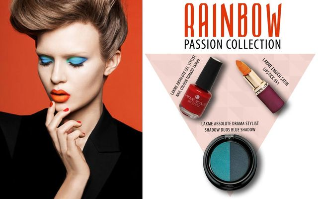 Rainbow Passion Collection