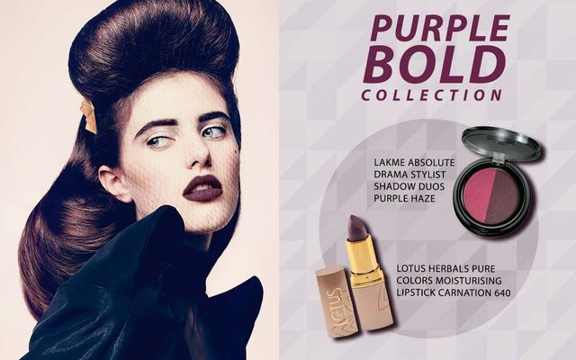 Purple Bold Collection