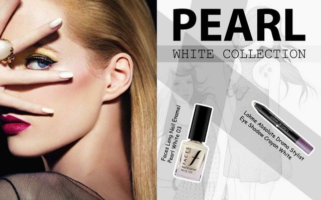 Pearl White Collection